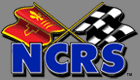 NATIONAL CORVETTE RESTORERS SOCIETY (NCRS) logo